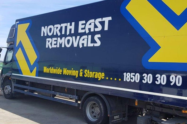 removals, Dublin, Ireland, North East