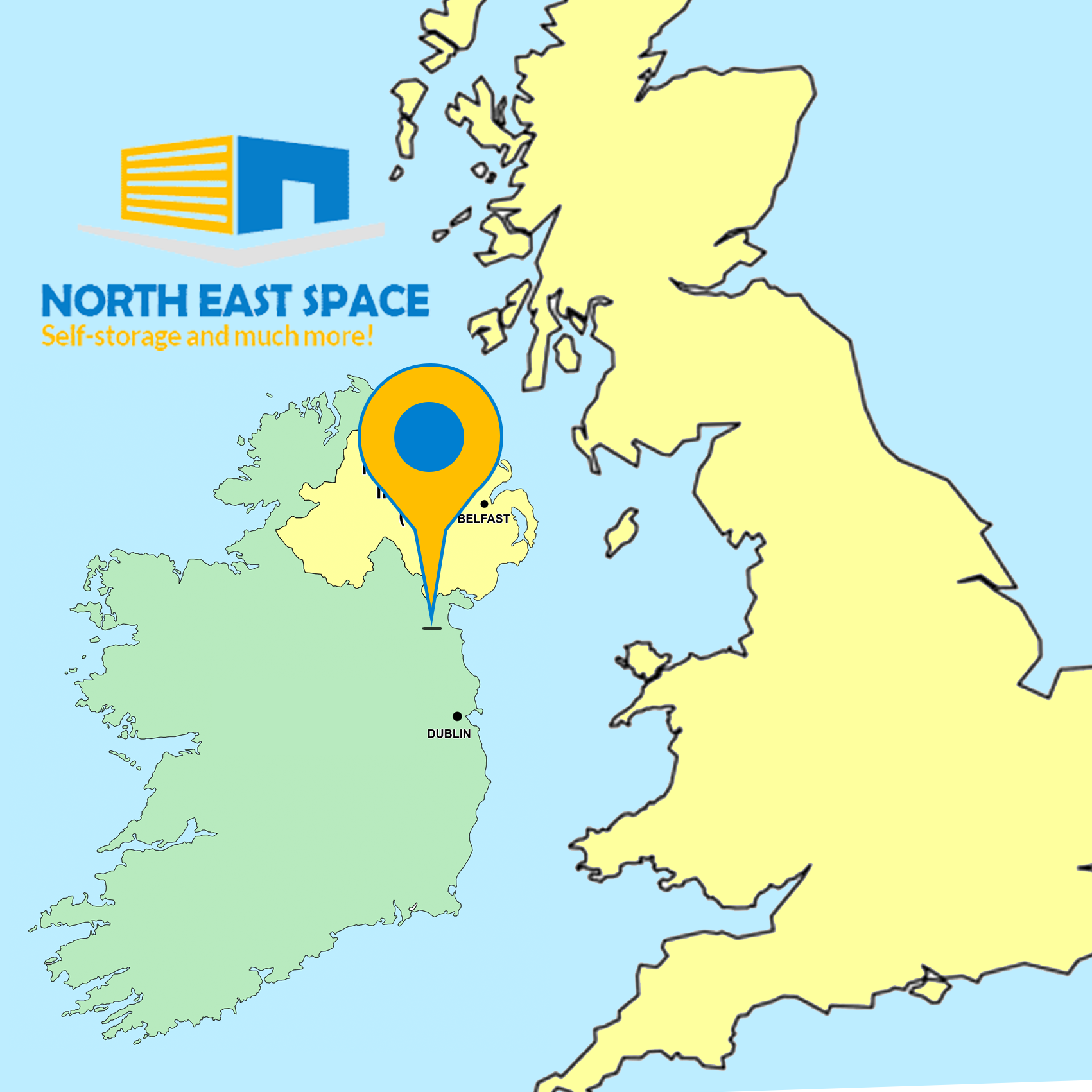 Cheapest Brexit Solutions - Self Storage Ireland